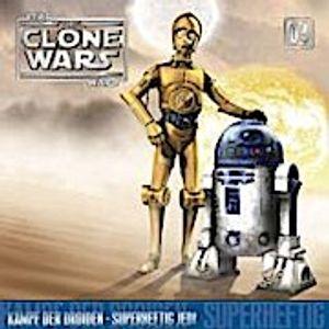 Clone Wars,The-04: Kampf Der Droiden/Superheftig J