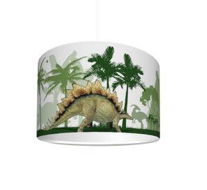 "Kinderzimmer Lampenschirm ""Dinosaurier World"" - KL57"