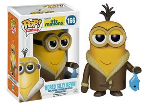 Funko Pop - Minions Movie: Bored Silly Kevin