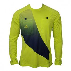 UEFA Champions League Schiedsrichter Trikot 2012 / 2013, Größe:L, Farbe:Black-Lime