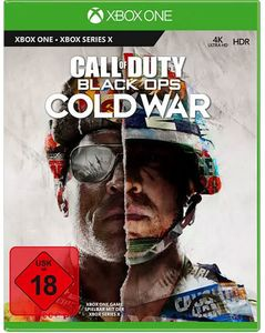 Call of Duty 17 - Black Ops: Cold War - Konsole XBox One