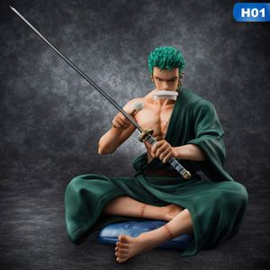 One Piece Roronoa Zoro Figur Modell 13cm