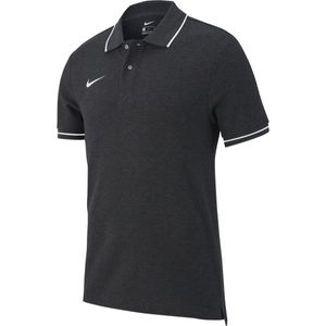 Nike Herren Poloshirt TEAM CLUB 19 grau AJ1502, Bekleidungsgröße:XL