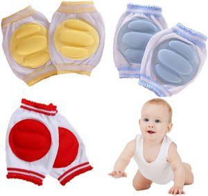 3 Paar Baby-Knieschützer Baby-Kleinkind Anti-Fall und stoßfeste Knieschützer