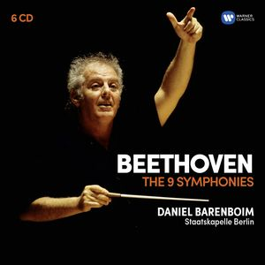 Barenboim,Daniel/SB-Sämtliche Sinfonier 1-9