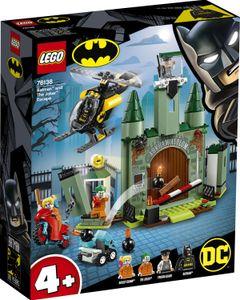 LEGO® DC Universe Super Heroes™ Batman und Jokers Flucht 76138