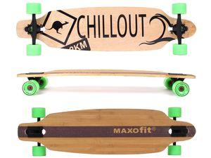 MAXOfit® Design Longboard Chillout No. 19, 91,5 cm
