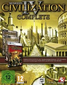 Civilization IV - Complete  [SWP]