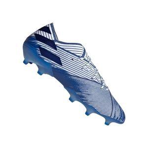 adidas Nemeziz 19.1 FG Herren - blau/weiß 43 1/3