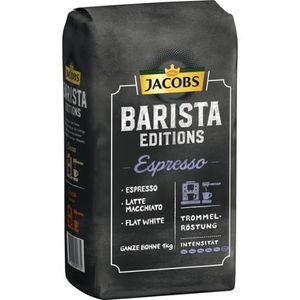 Jacobs Barista Editions Espresso | ganze Bohne | 1000g
