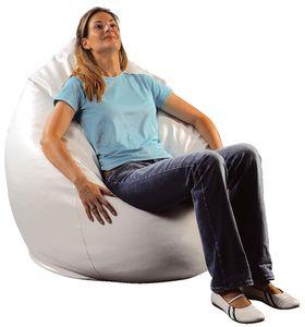 Sport-Thieme Riesen-Sitzsack, 60x120 cm, für Kinder, Inkl. Extra-Inlett