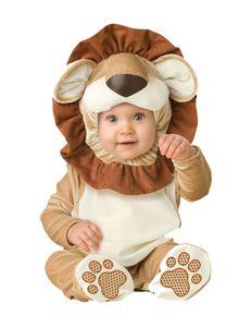 Liebenswerter Löwe Kleinkind Kostüm, Größe:2T