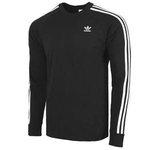 Adidas Langarmshirt schwarz XL