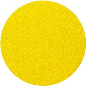 Dekorzucker Gelb Glitzerzucker Farbzucker Zucker Sonnengelb 100g