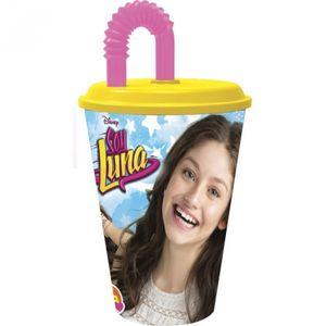 Soy Luna Plastikbecher / Trinkbecher - Menge: 1