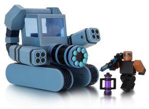 Roblox Mix & Match Tower Battles: ZED Fahrzeug mit Figur   ROB0340