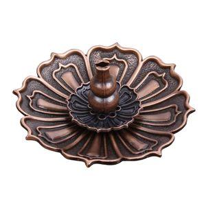 1 Stück Weihrauchbrenner Kupfer Antiquität Räuchergefäß 8,5 cm