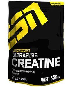 ESN Ultrapure Creatine Monohydrate, 500 g Beutel