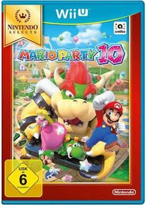 Nintendo Wii U Mario Party 10 Selects