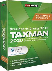 Lexware Taxman 2020 fr das Steuerjahr 2019