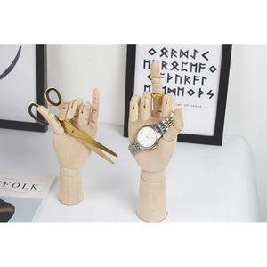 1 Stück Verbundene Holzhand