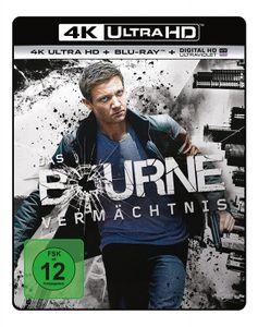 Bourne Vermächtnis (BR+UHD)  2Disc Min: 135DD5.1WS    4K Ultra