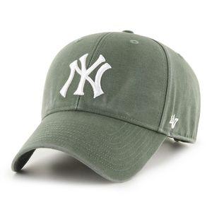 47 Brand MVP Adjustable Cap NY YANKEES B-GWMVP17GWS-MS Khaki, Size:Onesize
