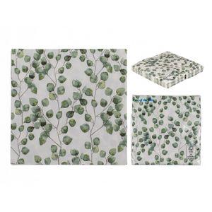 Out of the Blue Papier-Servietten, Eucalyptus-Blätter