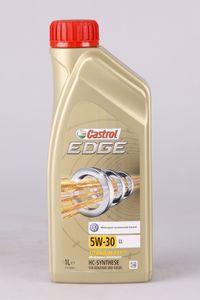 1 Liter CASTROL 5W-30 EDGE LL Porsche C30 MB 229.31 VW 504 00 MB 229.51 VW 507 00