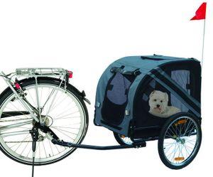 Doggy Liner Economy125 X 95 X 72 Cmgrau/Schwarz