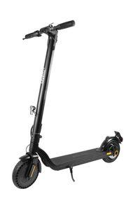 CityBlitz CB075SZ Traveller E-Scooter mit Straßenzulassung (8,5 Zoll , Schwarz)