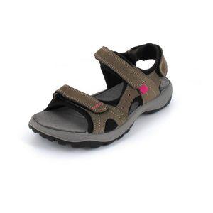 Imac Damen Sandale in Beige, Größe 41