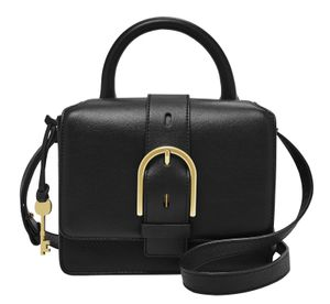 FOSSIL Wiley Top Handle Bag Black