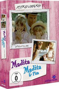 Madita  Spielfilm-BOX (DVD) 2Disc Min: DDWS