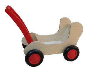 Van Dijk Toys puppenwagen Combi56 cm rot