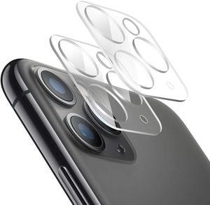 iPhone 11 Pro / iPhone 11 Pro Max Kamera Schutzfolie Glasfolie Folie Panzerfolie Schutzglas 2 Stück