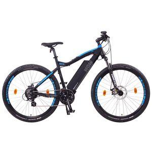 "NCM Moscow, 29"",  schwarz, E-Mountainbike Pedelec, Herren und Damen, 48V 13Ah 624Wh, Heckmotor"