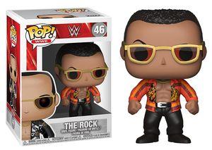 Funko Pop - WWE - The Rock Old School