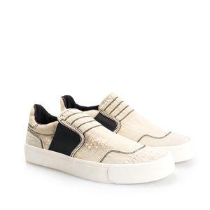 "Diesel Sneaker ""S-Flip On"" -  Y01866 P2055   S-Flip On - Grau-  Größe: 42,5(EU)"