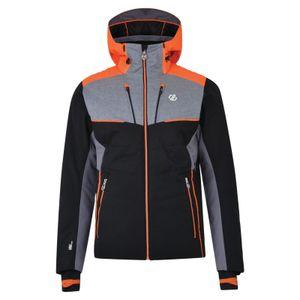 dare2b Herren Wintersport  Alpine Ski-Jacke Skijacke Inherent Pro Jacket schwarz, Größe:XXL