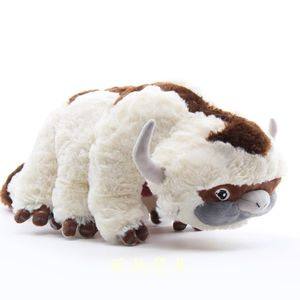 Fliegende wilde Kuh Apa 6-Fuss-Kuh Apa Plüsch Puppe Spielzeug grosse Apa Kuh Stoffpuppen
