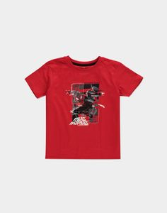 Spider-Man - Miles Morales - Glitch Miles - Boys T-shirt - 158/164 - Spider-Man TS432202SPN-158/164 - (T-shirts and Tops / Short Sleeved T-shirts)