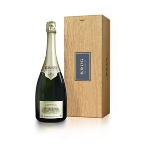 Krug Clos du Mesnil 2006 Champagner in Holzbox (1x 0.75 l), Auswahl:1 Flasche