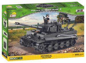 Cobi 2538 Panzerkampfwagen VI TIGER Ausführung E - 800 Teile