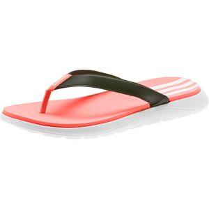 adidas Performance Damen Badelatschen Comfort Zehentrenner coral, Größe:39