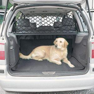 Hikeren Universal Kofferraum Trenngitter für Hunde - Auto Hundegitter Zum Transport für deinen Hund - Schutzgitter