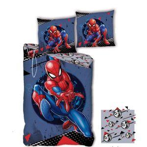 Spiderman Kinder Mikrofaser Bettwäsche - Set 135 | 140 x 200 cmBunt