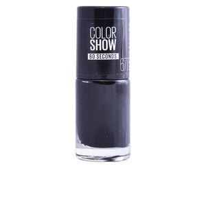 Maybelline Colorshow 677 Blackout