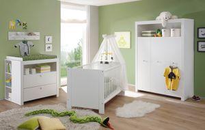 TrendTeam Babyzimmermöbel - Modell: Olivia, 155360501