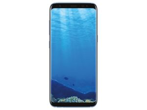 Samsung Galaxy S8 SM-G950F, 14,7 cm (5.8 Zoll), 4 GB, 64 GB, 12 MP, Android 7.0, Blau